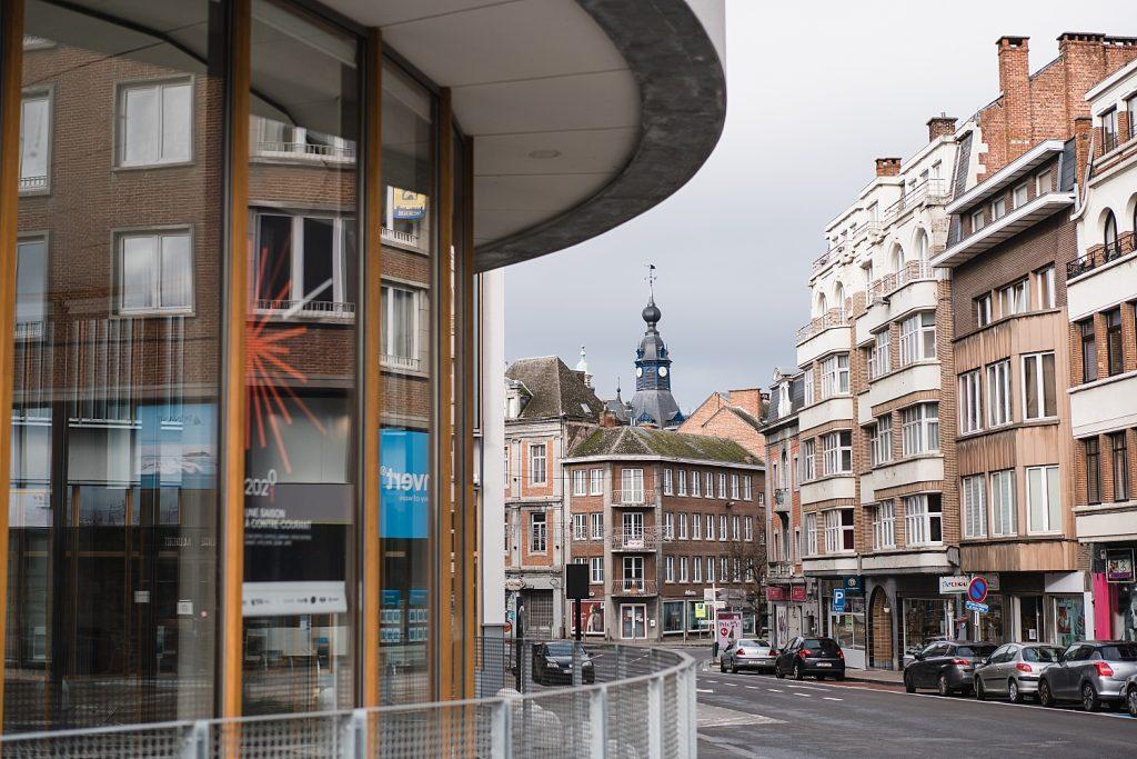 Namur - delta