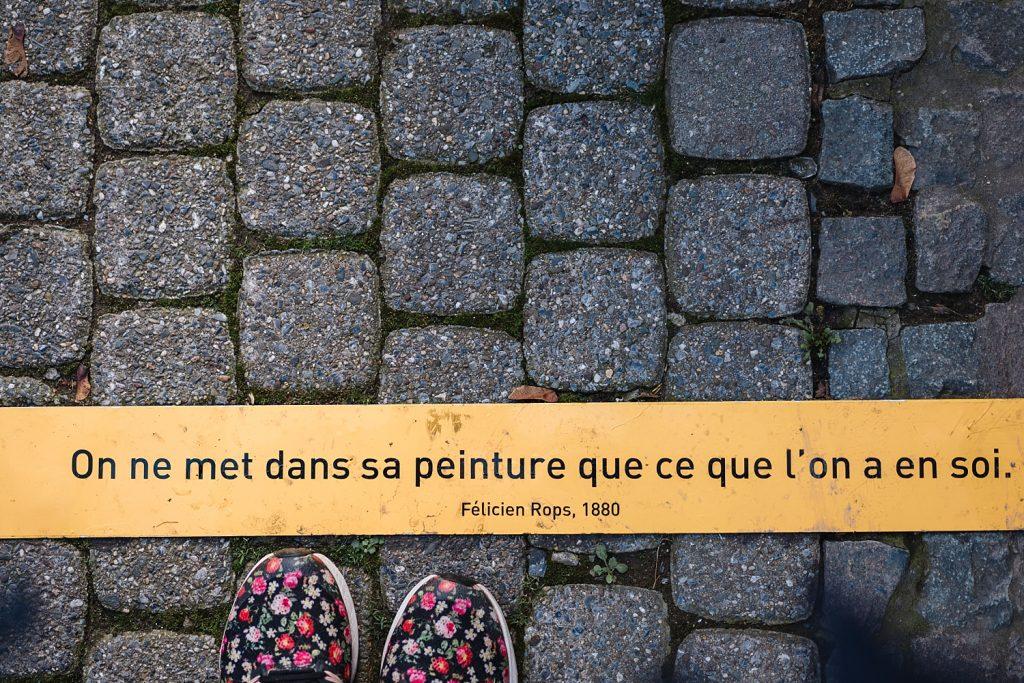 A la découverte de Namur avec Totemus 30