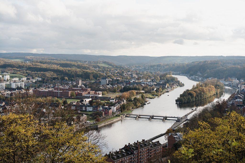 A la découverte de Namur avec Totemus 40