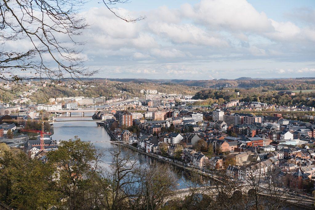A la découverte de Namur avec Totemus 47