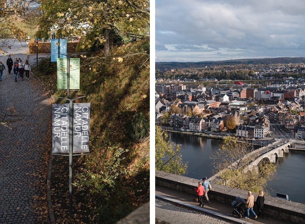 A la découverte de Namur avec Totemus 53