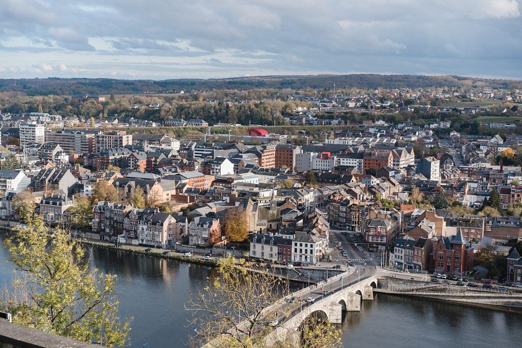 A la découverte de Namur avec Totemus 54
