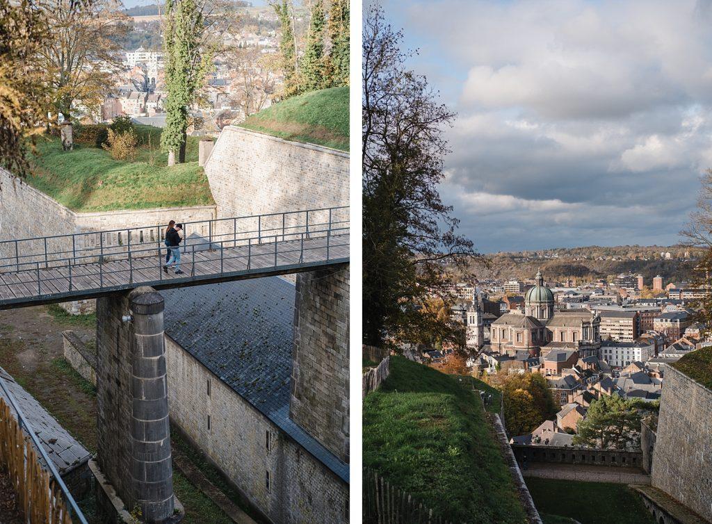 A la découverte de Namur avec Totemus 58