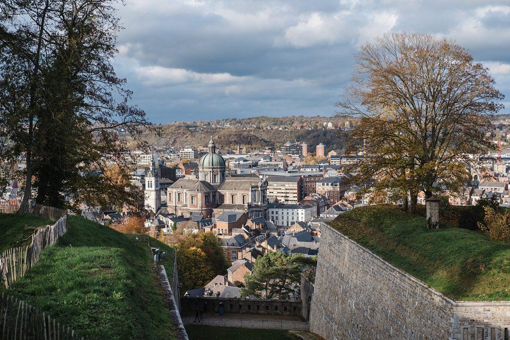 A la découverte de Namur avec Totemus 57