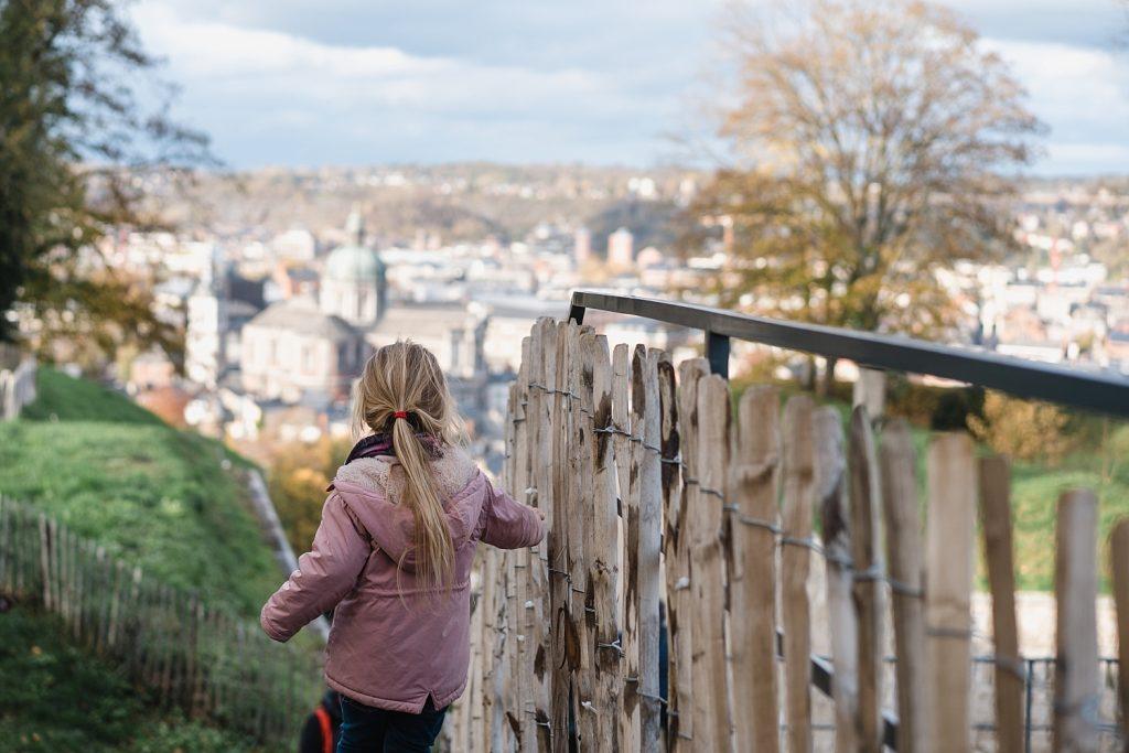 A la découverte de Namur avec Totemus 60