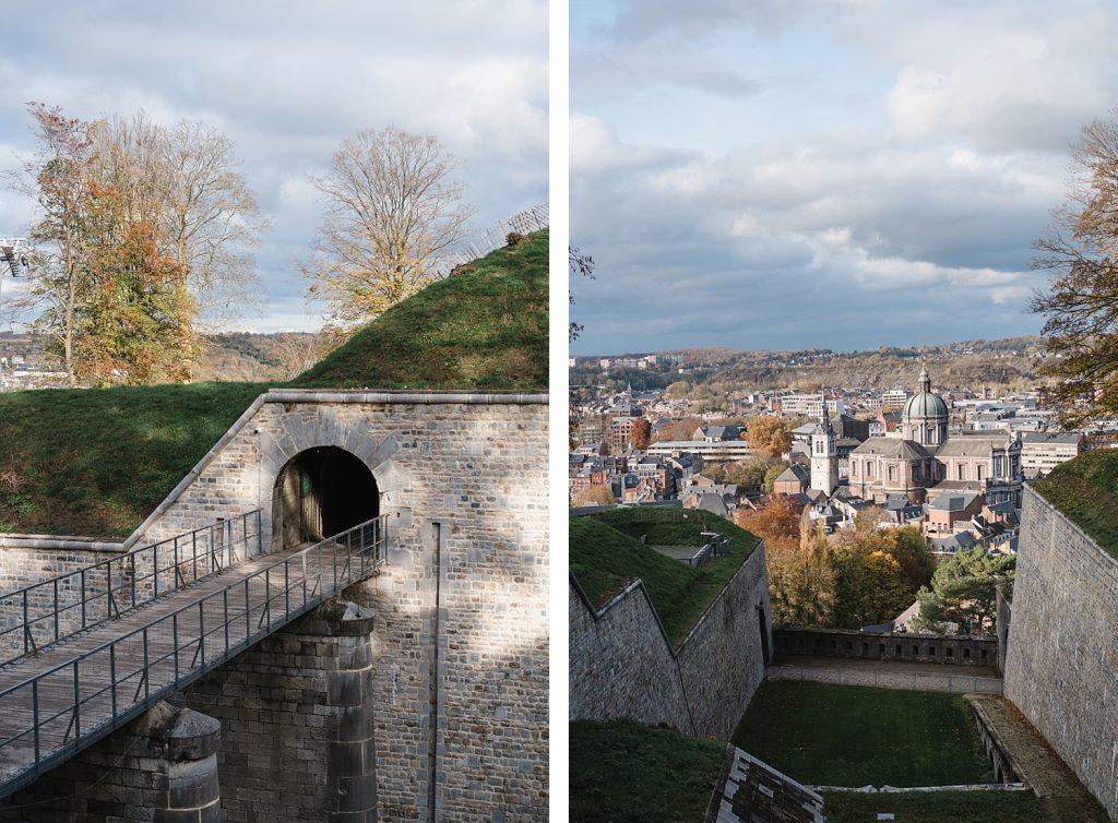 A la découverte de Namur avec Totemus 61