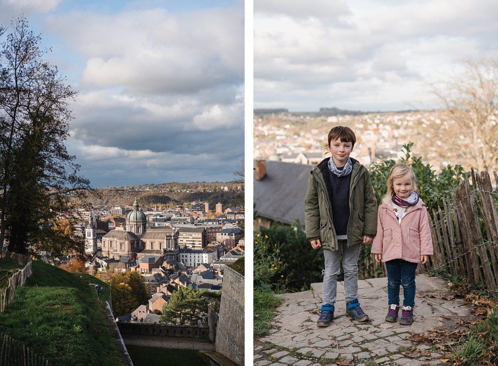 A la découverte de Namur avec Totemus 59