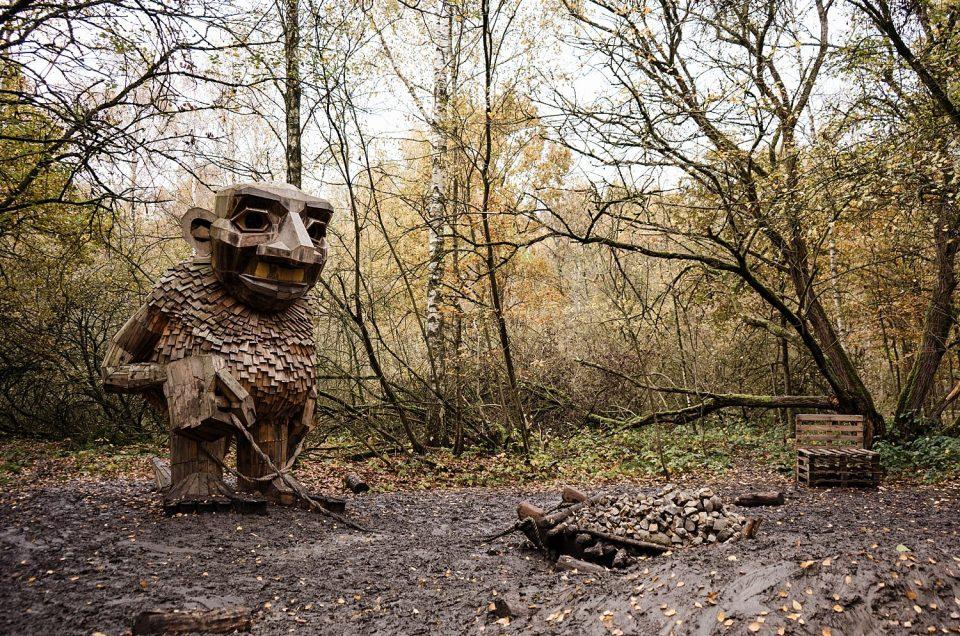 A la recherche des 7 Trolls de la Tomorrowland