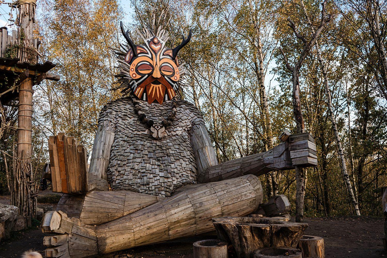 A la recherche des 7 Trolls de la Tomorrowland 22