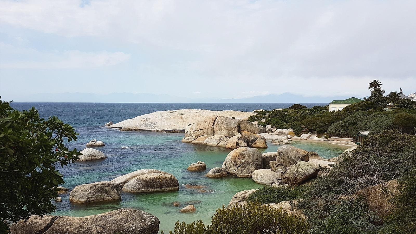 Cape Town Boulders beach manchots Afrique du sud