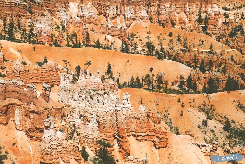 canyons américains bryce canyon