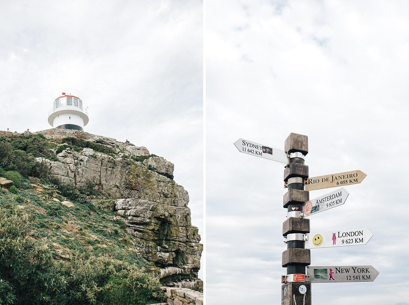 Cape town cape point cap de bonne espérance afrique du sud