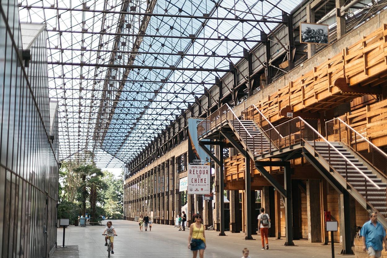 Galerie des machines Nantes