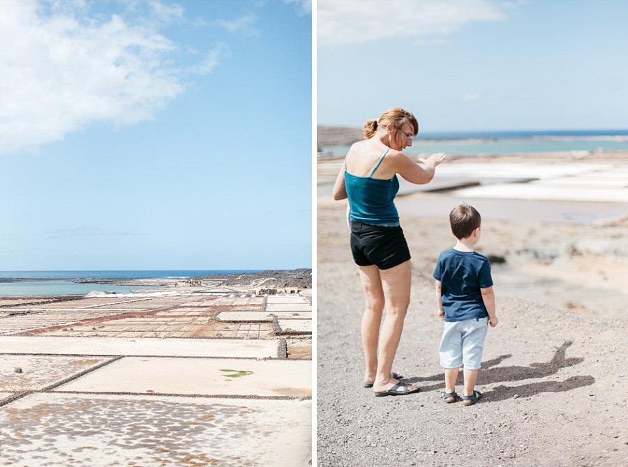 Lanzarote Las salinas