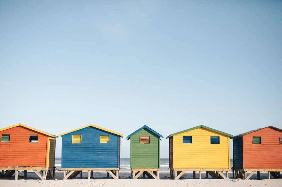 Cape Town avec Mystery travel – Stellenbosch & Muizenberg