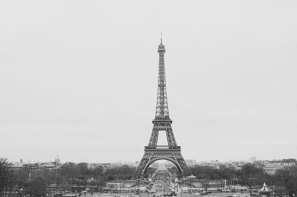 Un weekend en amoureux à Paris