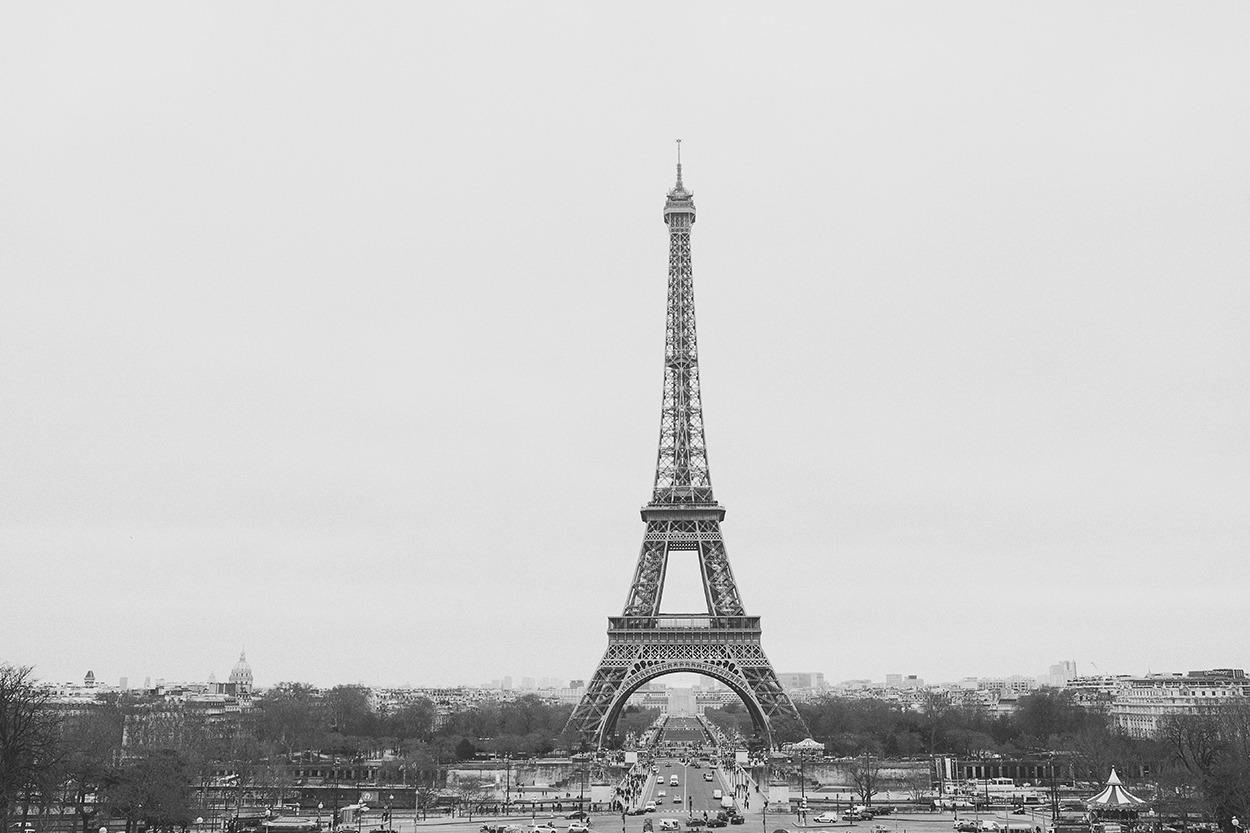 Séjour amoureux à Paris Hôtel la Lanterne Tour eiffel