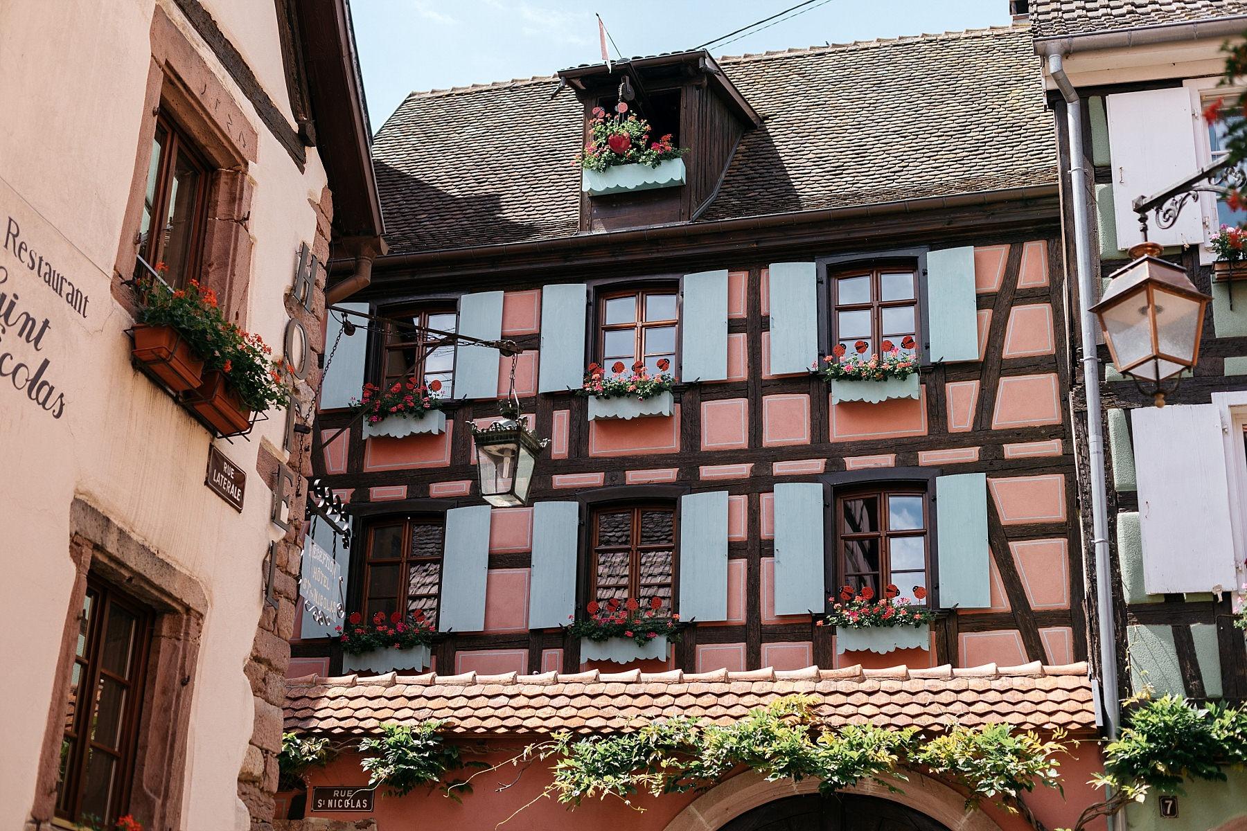 Riquewihr Vosges