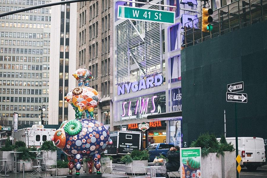 NYC Greenwich chelsea market Broadway