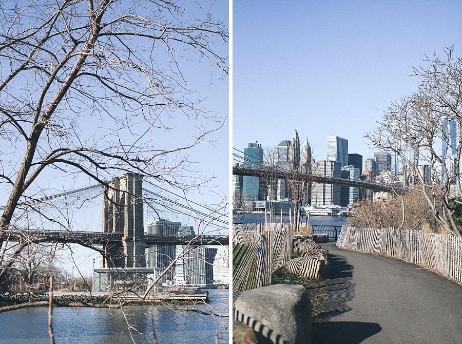NYC Brooklyn bridge manhattan