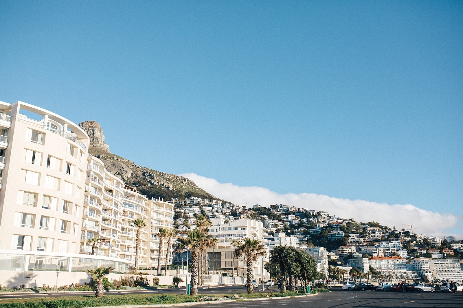 Cape Town afrique du sud Sea Point