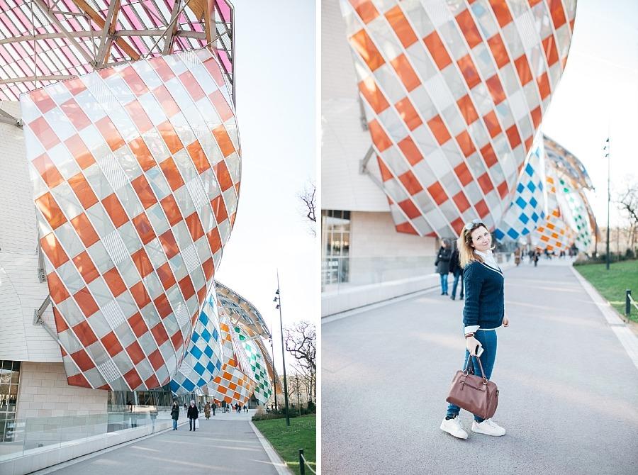 Séjour amoureux à Paris Hôtel la Lanterne jardin acclimatation fondation louis vuitton