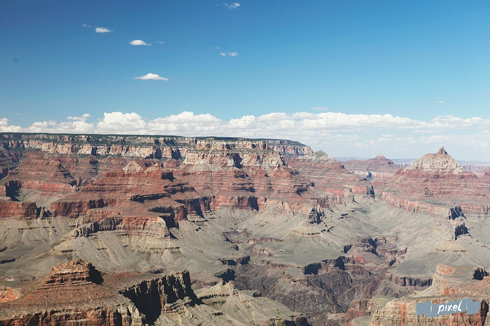 canyons américains grand canyon