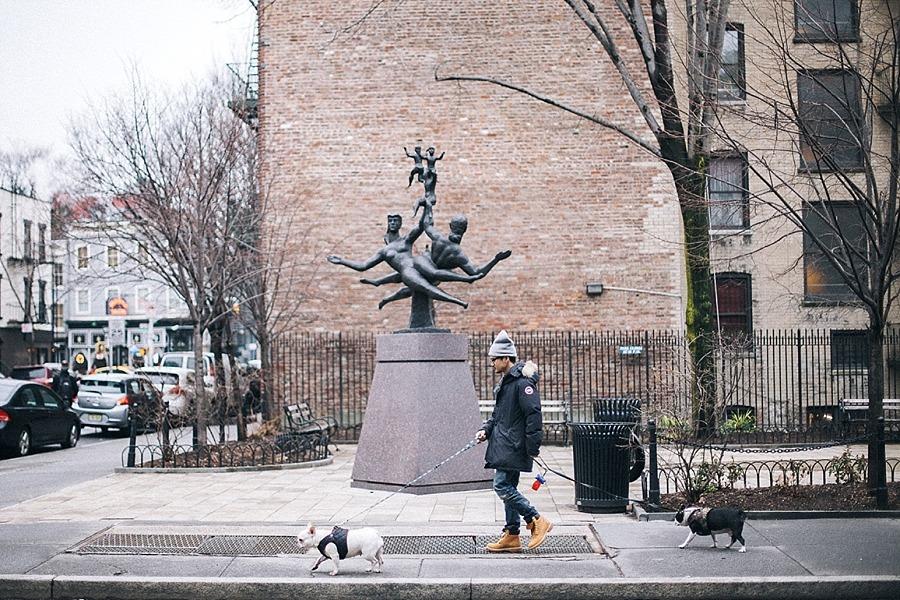 NYC Manhattan Greenwich village