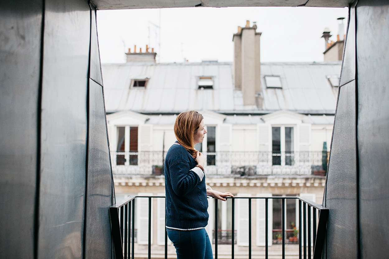 Séjour amoureux à Paris Hôtel la Lanterne