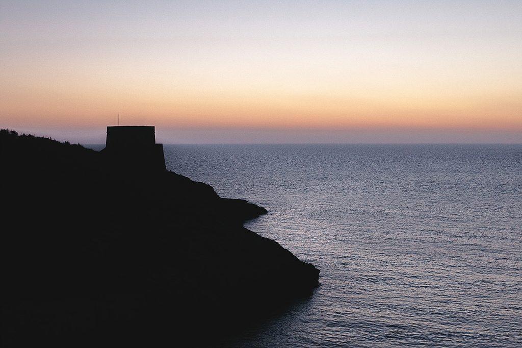 la baie de Xlendi gozo malte