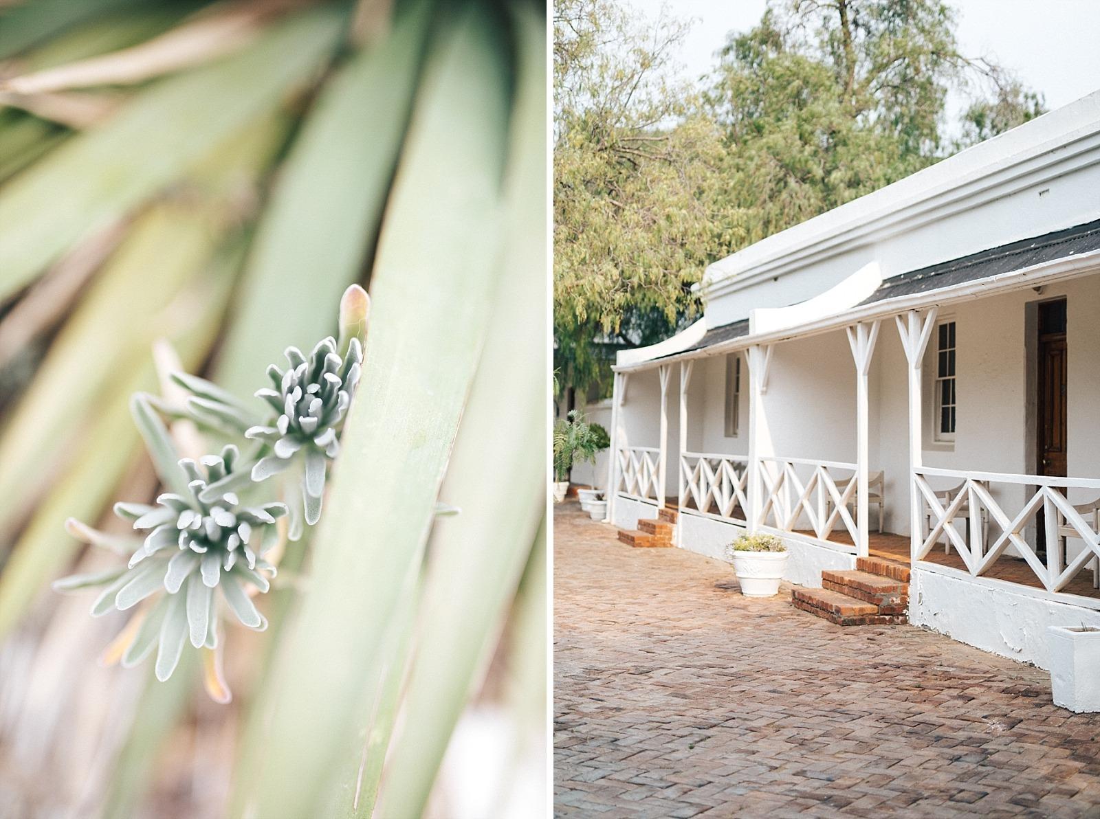 Maatjesfonteijn Karoo Afrique du sud Cape town  Lord Milner Hotel