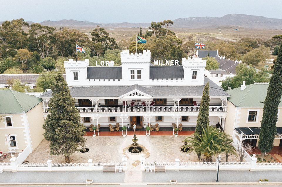 Cape Town avec Mystery travel – Le Karoo & Maatjesfonteijn