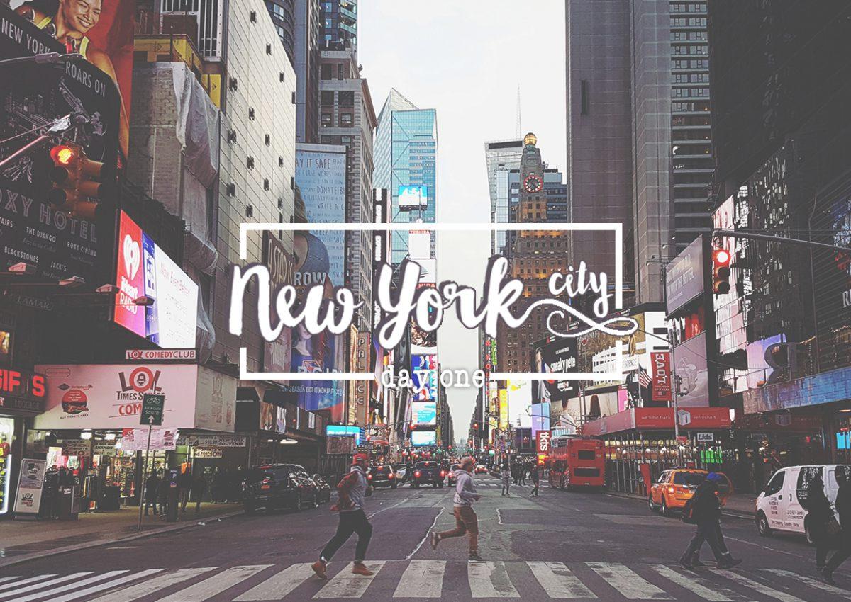 New york city manhattan USA Time square