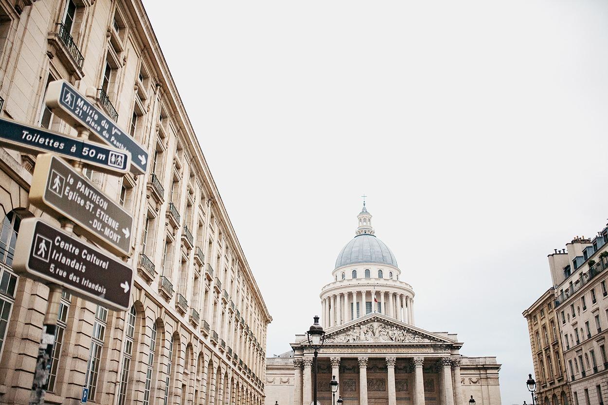 Séjour amoureux à Paris Hôtel la Lanterne panthéon