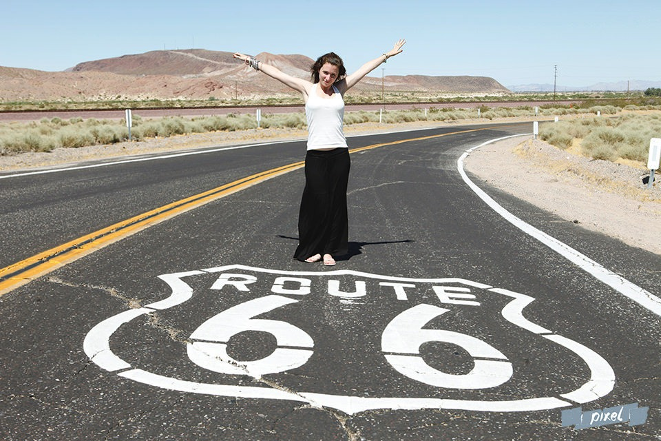 canyons américains route 66