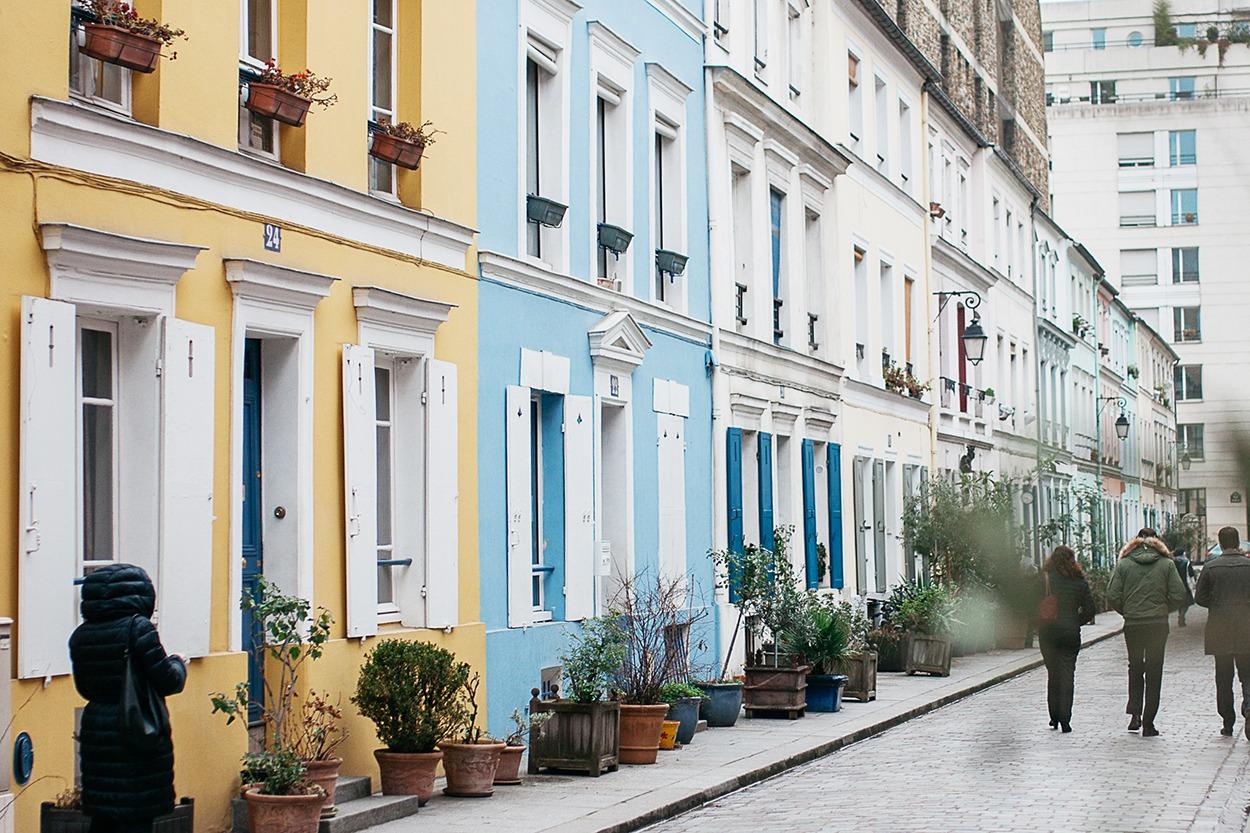 Séjour amoureux à Paris Hôtel la Lanterne rue crémieux