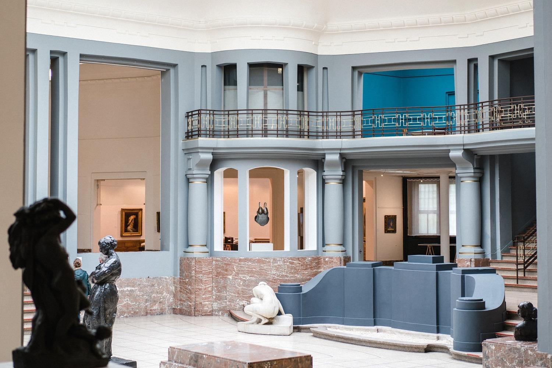 Musée des beaux art de Tournai Victor Horta Belgique Wallonie picarde citytrip culture
