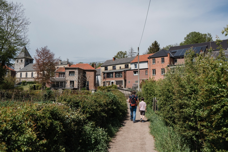 vallée du geer insolite randonnée Belgique Province Liège