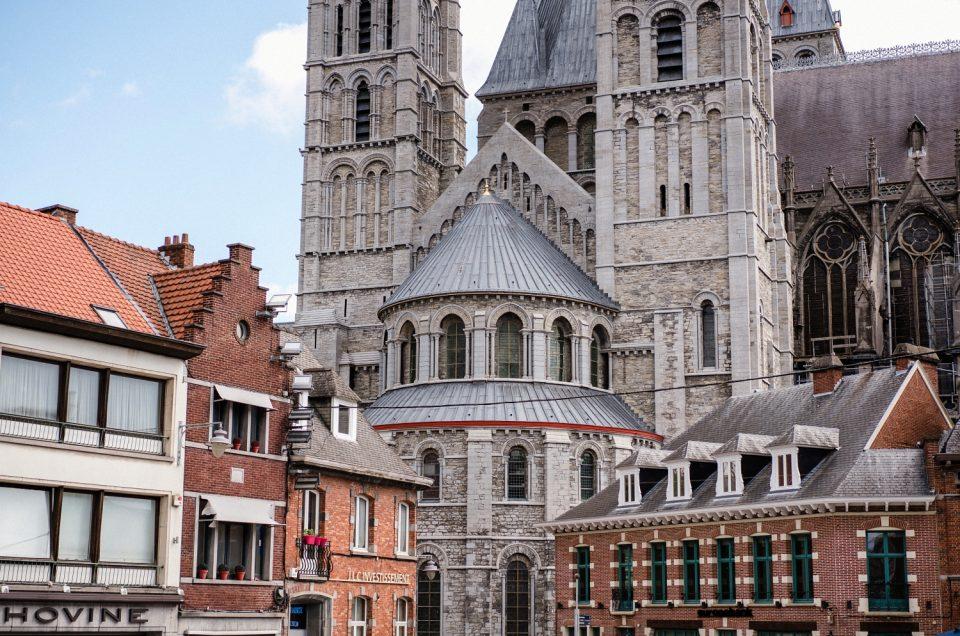 Notre top 10 pour une journée à Tournai