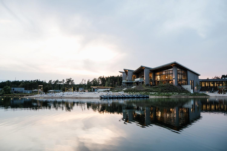 Center parcs terhills resort Limbourg centerparcs vacances en famille Belgique réserve du Connectera