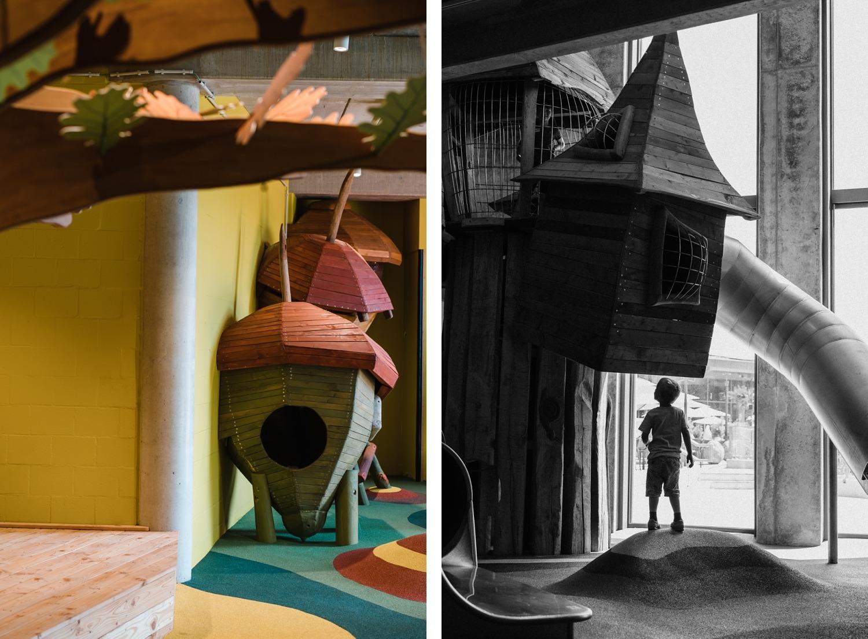Center parcs terhills resort Limbourg centerparcs vacances en famille Belgique réserve du Connectera kids klub