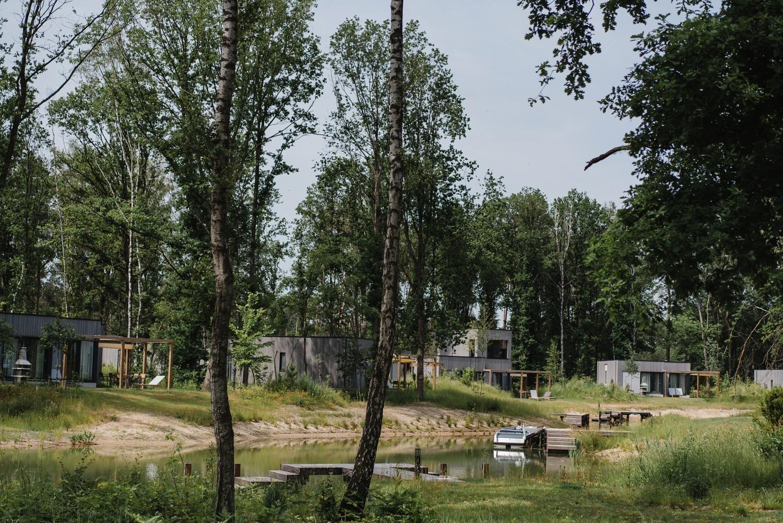 Center parcs terhills resort Limbourg centerparcs vacances en famille Belgique réserve du Connectera golf