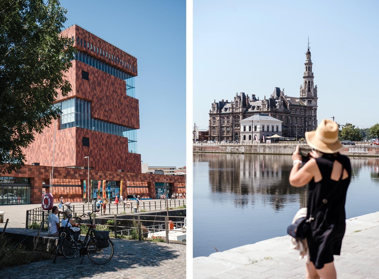 Anvers port Belgique Antwerpen Antwerp Eilandje blog famille citytrip Flandres Belgium travel trip guide MAS