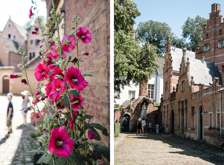 Anvers Belgique Antwerpen Antwerp blog famille citytrip Flandres Belgium travel trip guide Beguinage