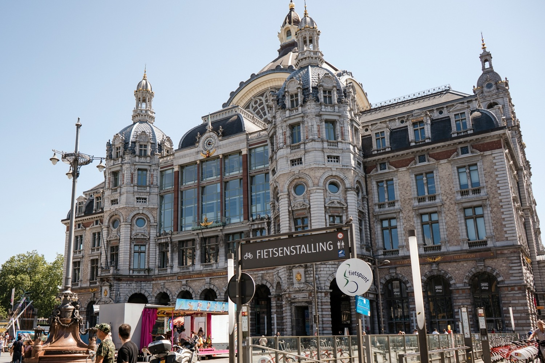 Anvers Belgique Antwerpen Antwerp blog famille citytrip Flandres Belgium travel trip guide gare centrale central station
