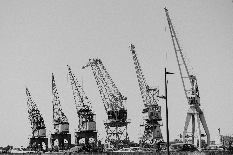 Anvers port Belgique Antwerpen Antwerp Eilandje
