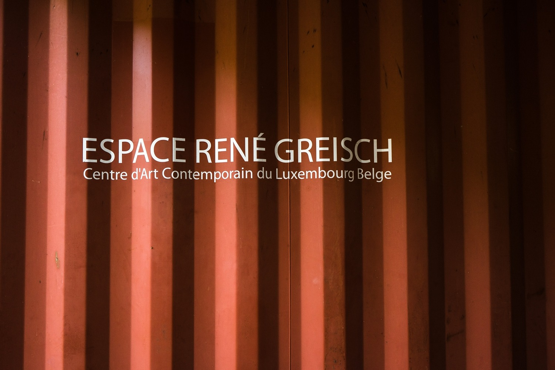 Centre d'Art Contemporain du Luxembourg Belge Buzenol Montauban Gaume Wallonie Belgique insolite Greisch