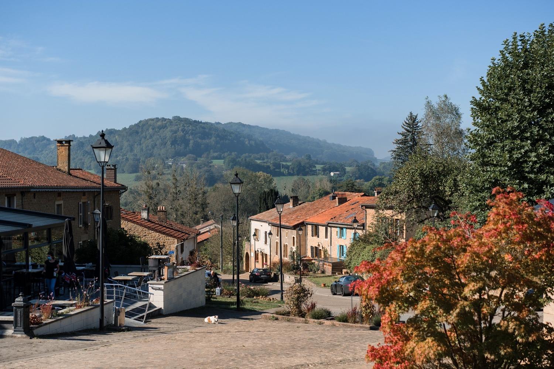 village Torgny Gaume provence belle Belgique Wallonie promenade famille