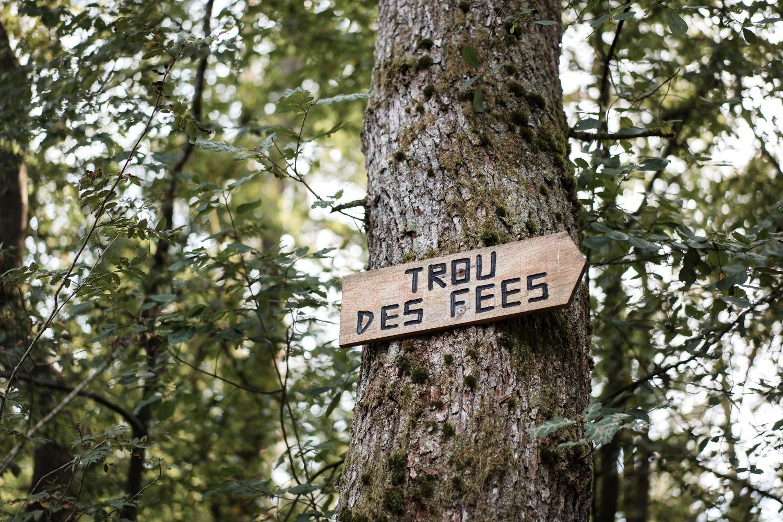trou des fées Virton Gaume Wallonie Belgique promenade famille insolite forêt province luxembourg