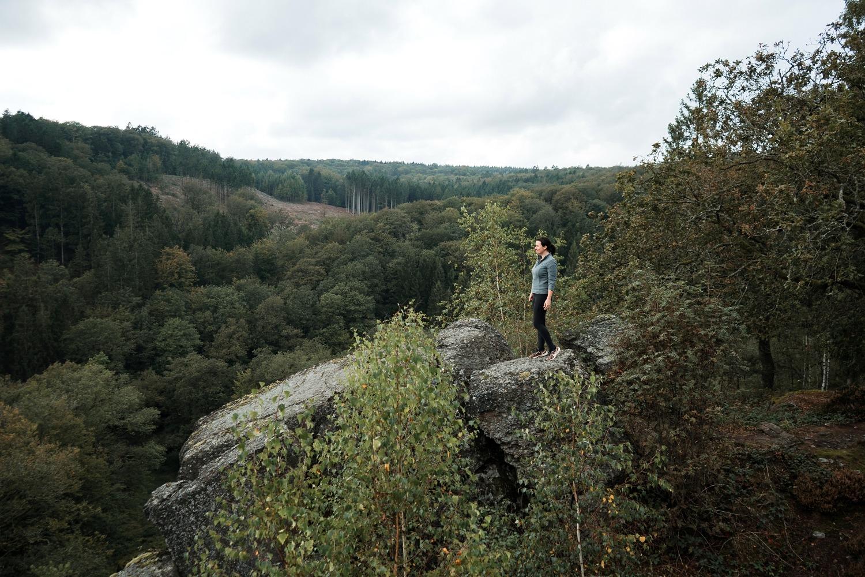 Luna & les gardiens des forêts Florenville application Totemus chasse au trésor Gaume Forêt de Muno Roche à l'appel Belgique Wallonie